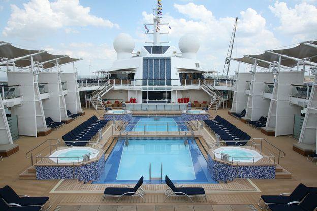 Celebrity Eclipse Deck Plans - Cruise Critic