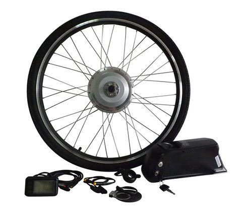 500 Series 500 Watt Electric Bike Kit Electric Bike Kits Electric Bike Bike Kit