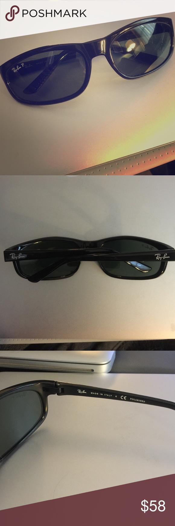 2baebe16909 ireland costco ray ban sunglasses 7446e 0968c  coupon code for cyber monday  sale euc ray ban polarized sunglass eec99 bf22c