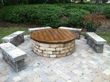 Fire Pit Table Tops It Would Be Nice To Have This Option Fun