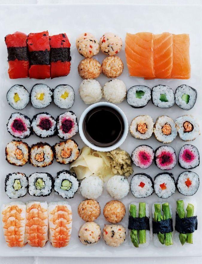R Y O S T O X  Sushi Platter, Food, Sushi Recipes-2661