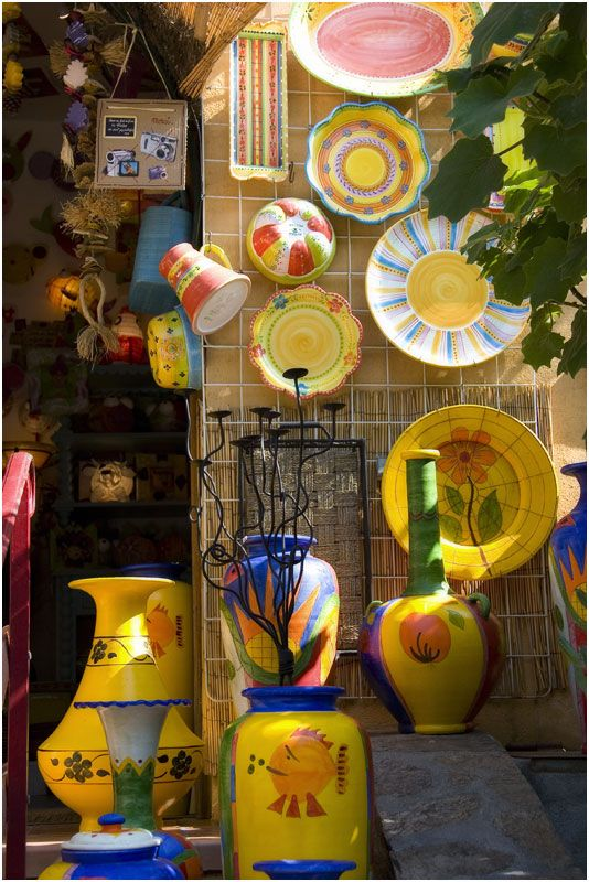Provence > Pot shop