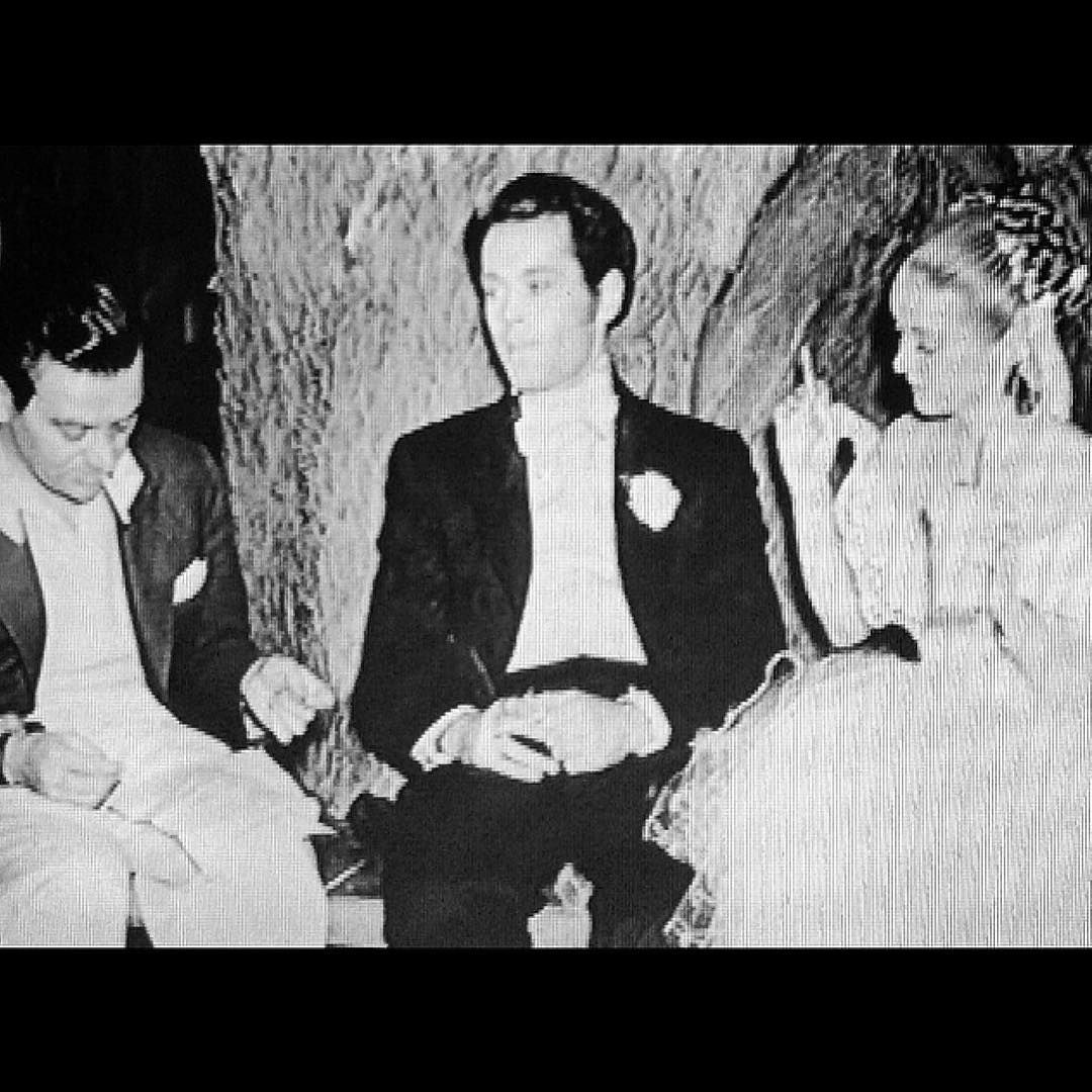 "Bette Davis on Instagram: ""Candid on the set of Jezebel (1938) with Henry Fonda and director William Wyler � #candid #director #onset #jezebel #actor #handsome…"""