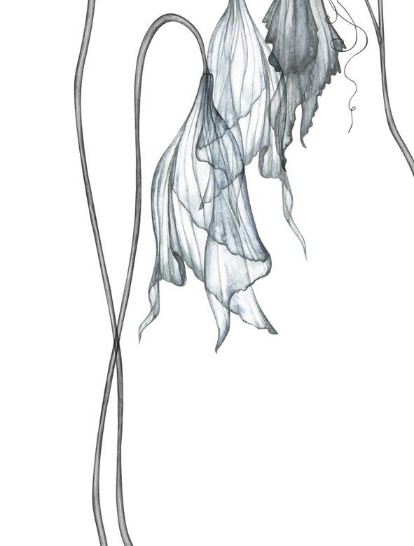 Piet Boon Styling by Karin Meyn | Blue wave flower