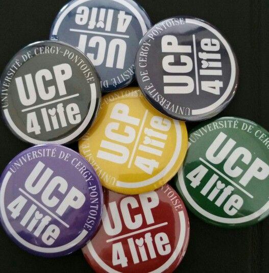UCP 4 life, université de Cergy-Pontoise, cérémonie de remise des diplômes