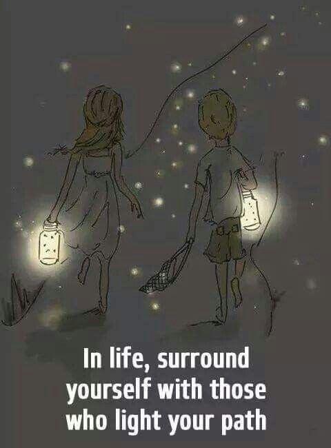 Positive light