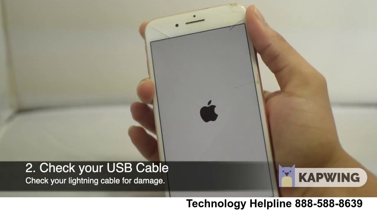 Fix iphone not charging when plugged in works for iphone