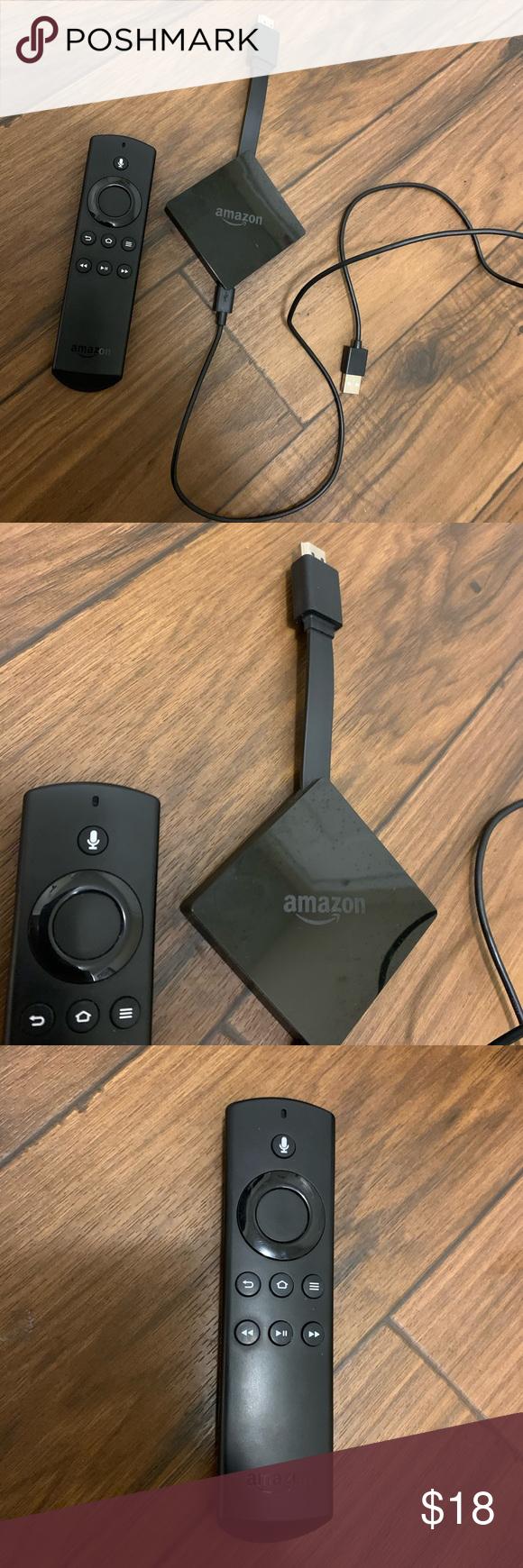 Amazon Fire TV w/remote 4K Alexa Fire tv, Amazon