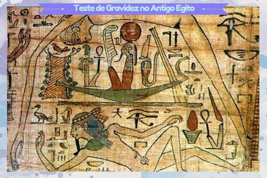 Teste de Gravidez no Antigo Egito http://petitandy.com