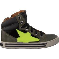 Photo of Braqeez Sneakers Dylan Day Green Ragazzi Braqeez