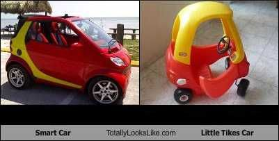 Smart Car Cozy Coupe Puts Childlike Fun Back In Driving Smart