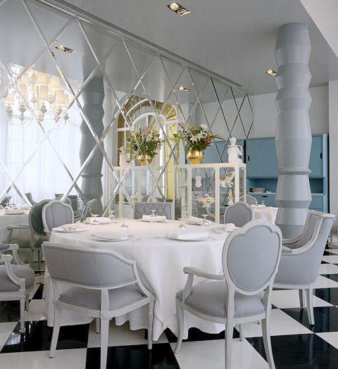 Alice in the Restaurant - Jaime Hayon, interior design (La Terraza del Casino)