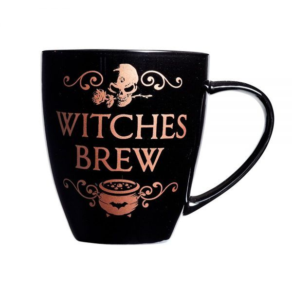 Witches Brew Mug - New Moon Cottage