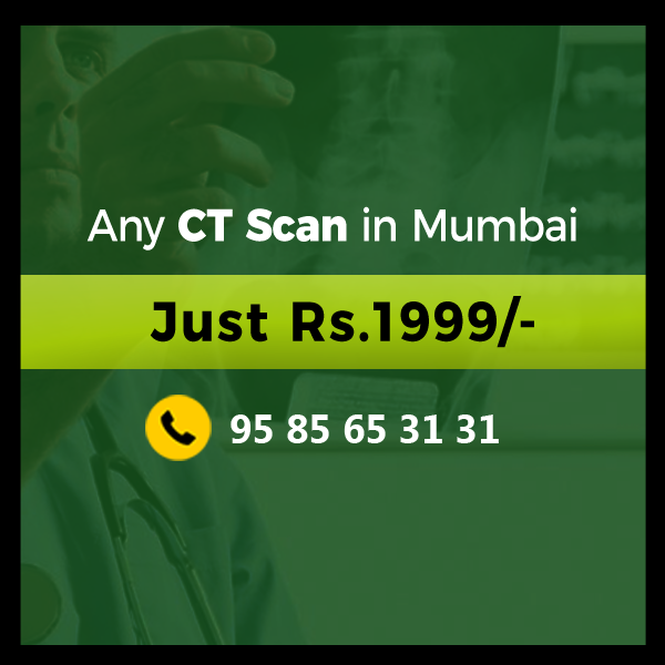 50 Discount for CT scan in Mumbai Save your Money! We