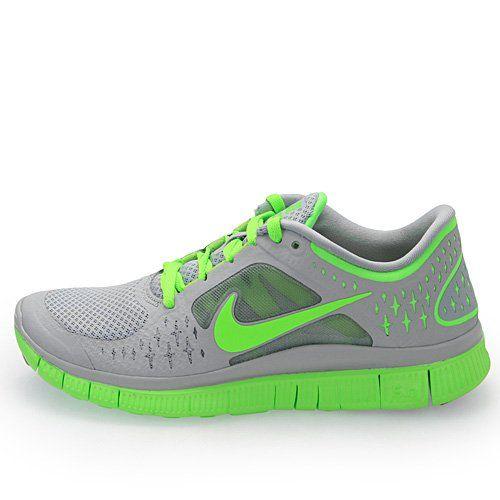 : Nike Womens NIKE FREE RUN+ WMNS RUNNING SHOES