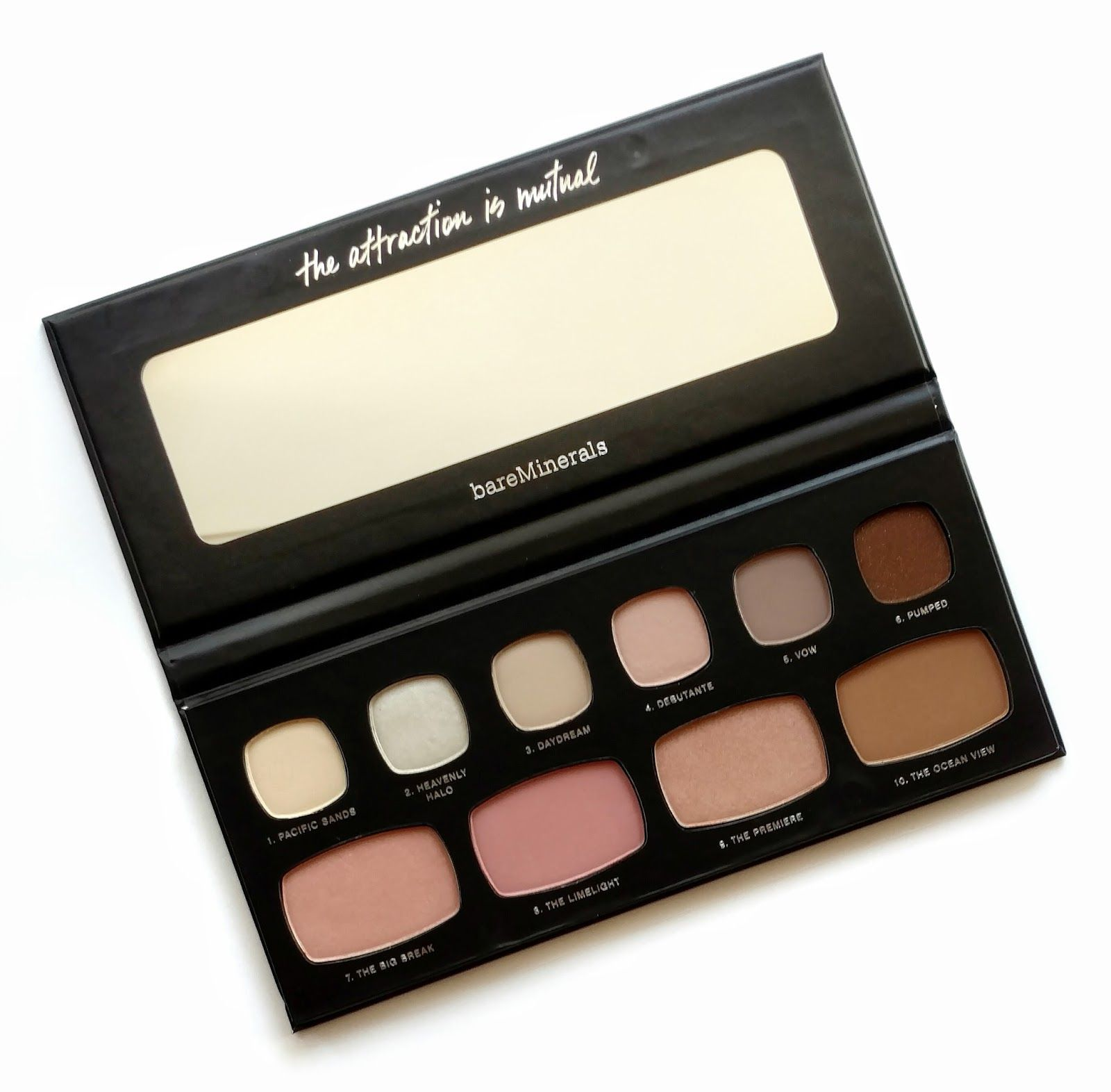 bareMinerals The Neutral Attraction Palette Review (and it