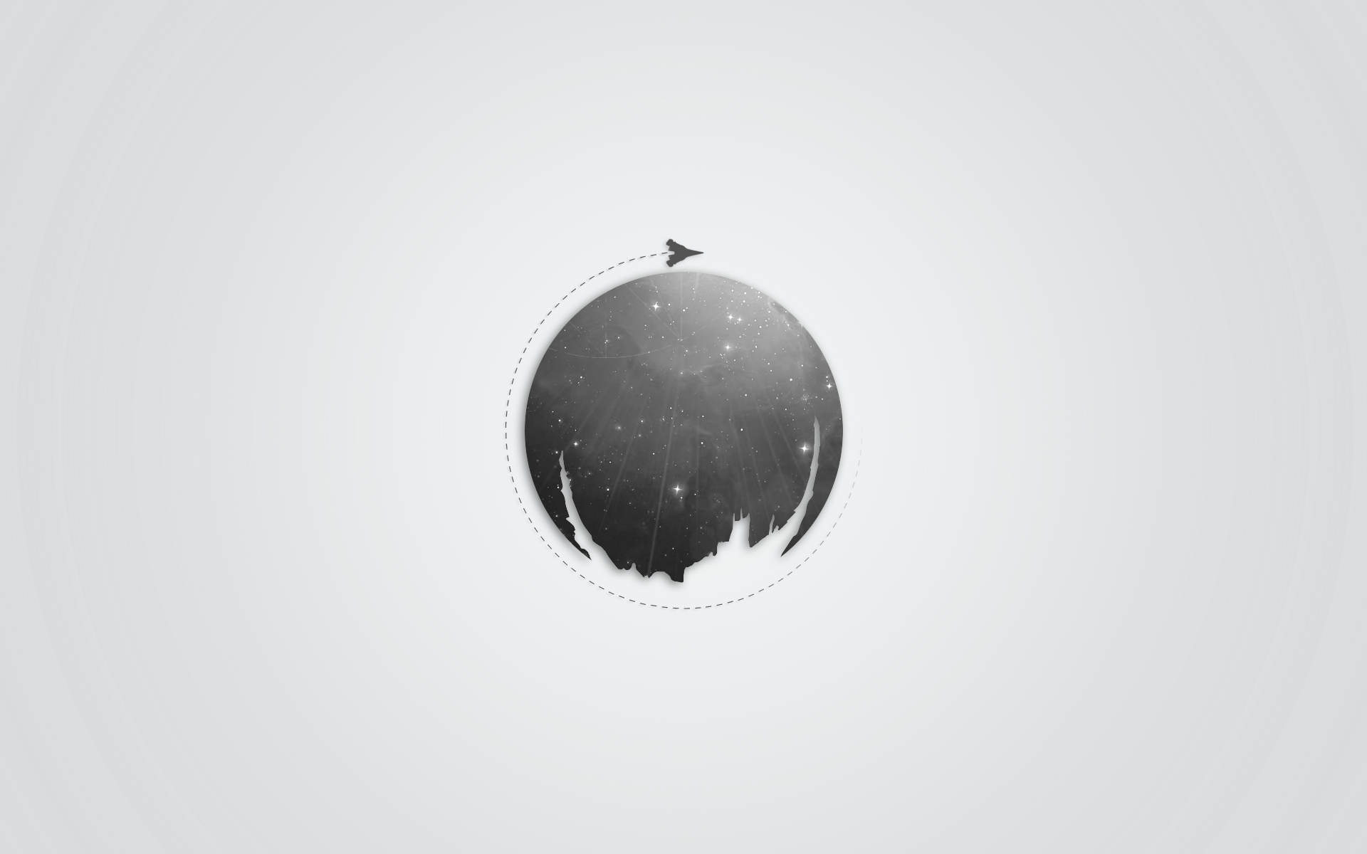 Minimalism Simple Background Monochrome Destiny Video Game Video Games Wallpaper Black Abstract Destiny Phone Backgrounds Tumblr