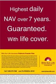 Birla Sun Life Insurance S Wealth Protection Plan Provide A Life