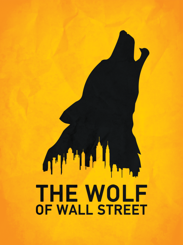 the wolf of wall street books