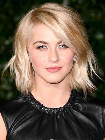 Penteados para Cabelos Curtos O corte de cabelo curto de Julianne Hough é o mais desejado atualmente! Bob hair, mob hairstyle! Oh, Lolla
