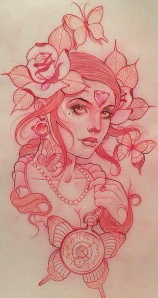 4fcf6e53a30c6 line work style | Pins and Needles | Tattoo designs, Tattoos for women,  Tattoo drawings
