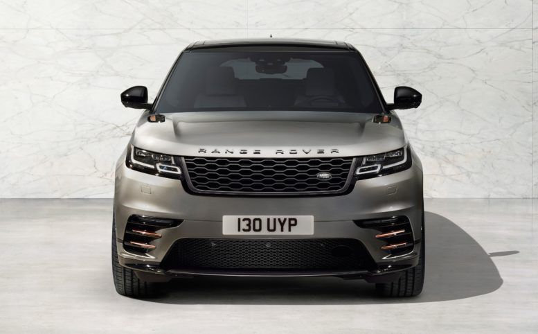 2018 Range Rover Velar Offers Three Diesel And Three Petrol Engines Hybrid On The Way Land Rover Range Rover Range Rover 2018