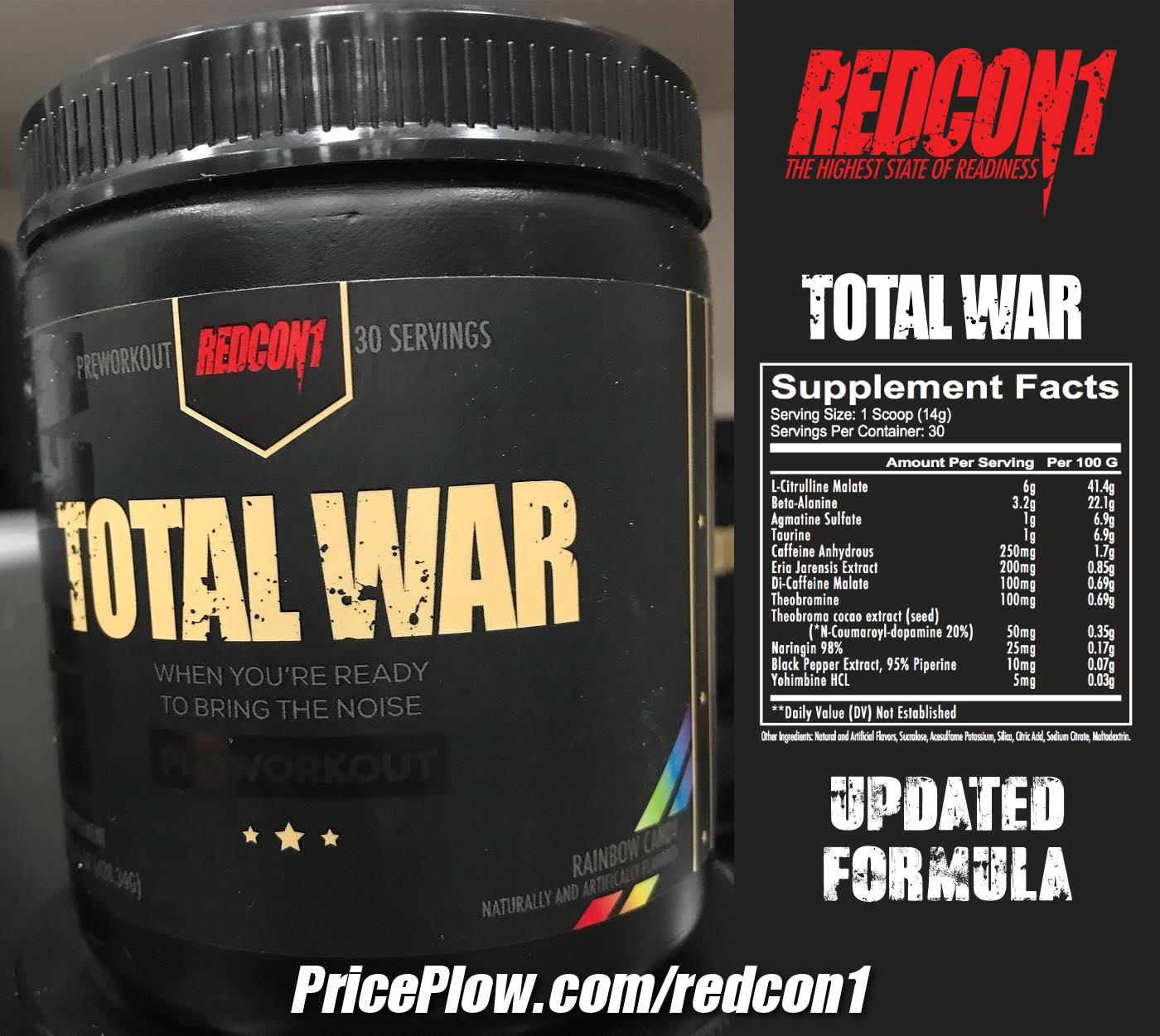 Redcon1 Total War 2018 The International Wave Of Warfare Is Here Total War Supplements War