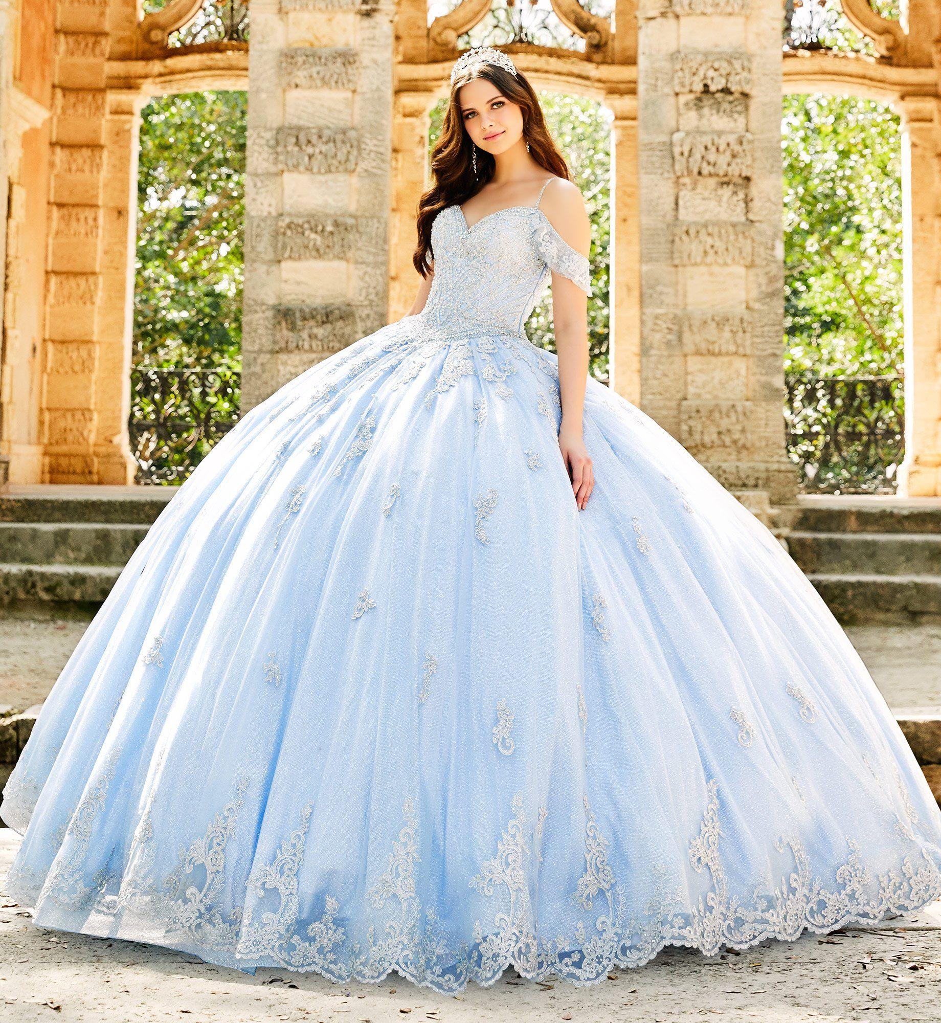 Princesa By Ariana Vara Pr22032 Quinceanera Dress In 2021 Quinceanera Dresses Blue Light Blue Quinceanera Dresses Quinceanera Dresses [ 2000 x 1840 Pixel ]