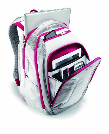 Cute, comfy laptop backpacks with room for
