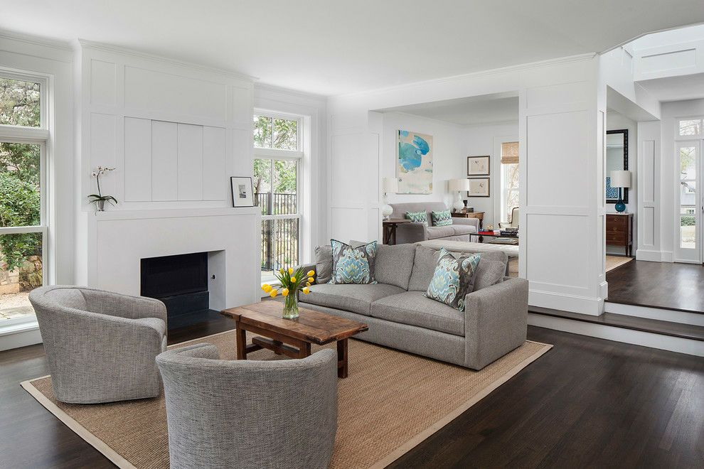 Tarrytown Classic House By Rishermartin Fine Homes