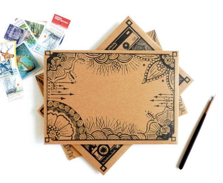 Open When Briefe Umschlag Dekorieren Ideen Kreativ Romantik