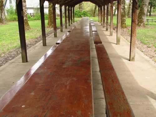 i want to make this   Wooden bench, Wooden tables, Wooden