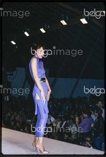 THIERRY MUGLER 1978