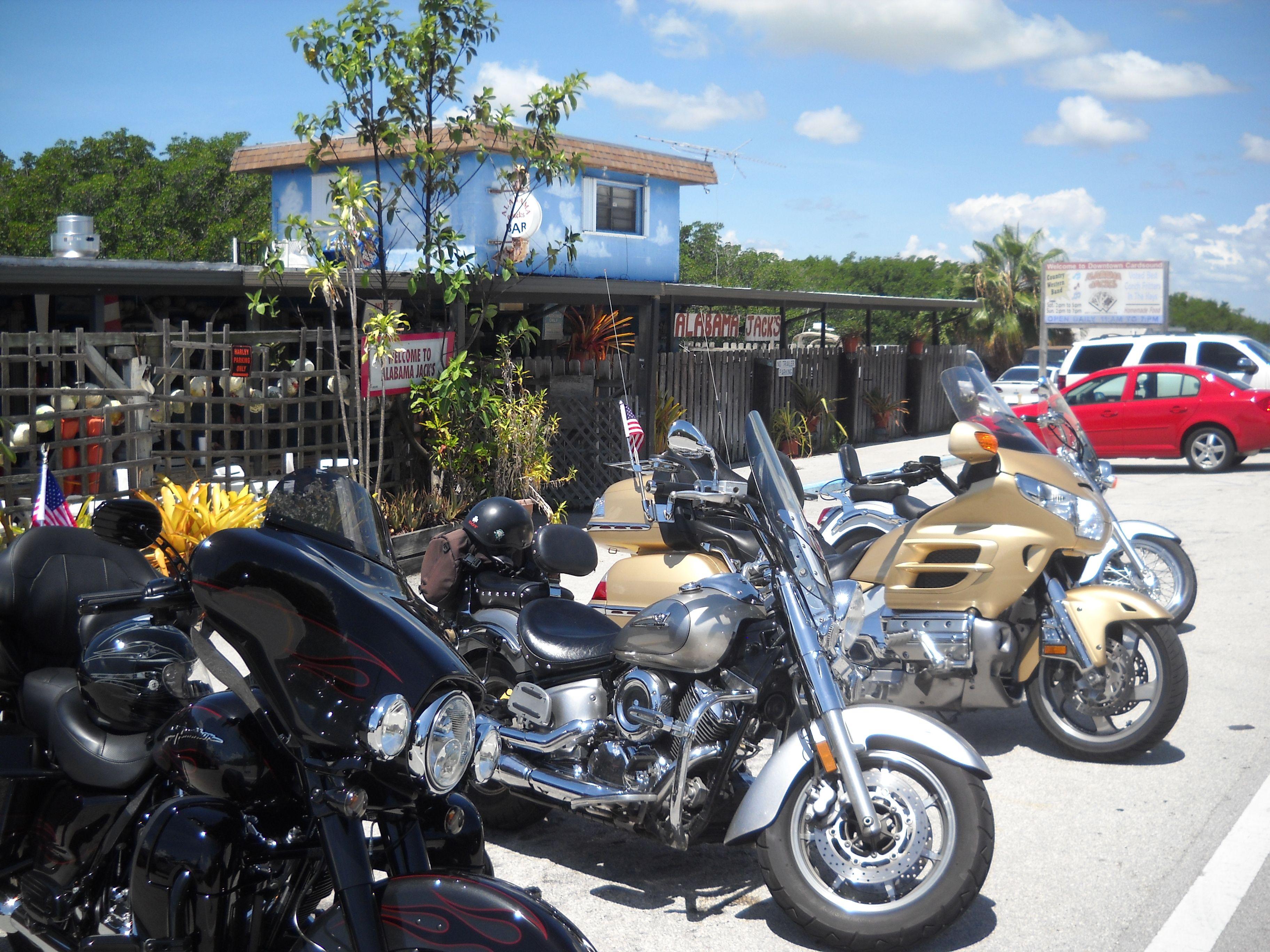 Motorcycling Through The Florida Keys