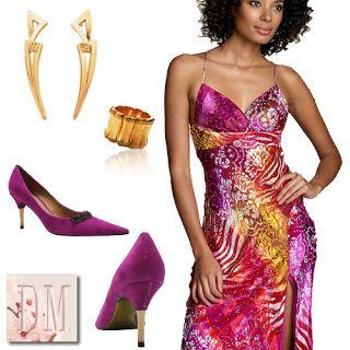 Vou Casar: Vestidos Estampados