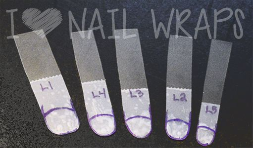 step 4 how to create a reusable jamberry nail wrap template