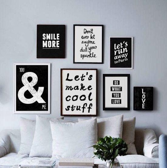 fabulosas ideas para decorar paredes con letras buensimas decoracinu