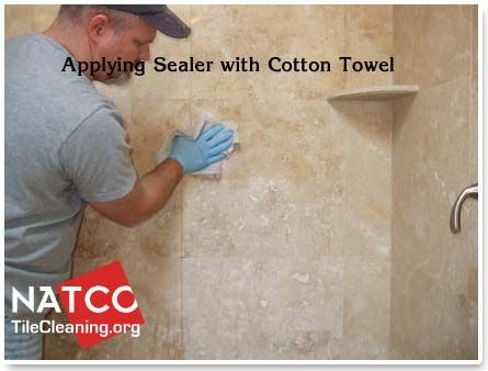 Attractive Tile · Sealing Travetine Tile Shower