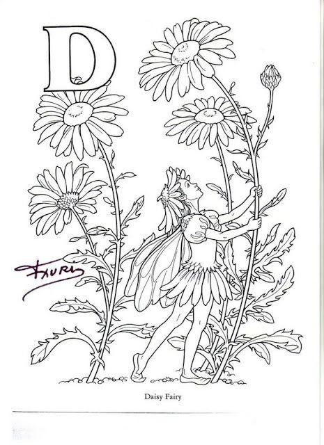 Flower and Fairy Alphabert by Darcy May - Oksana Volkova - Picasa Web Albums