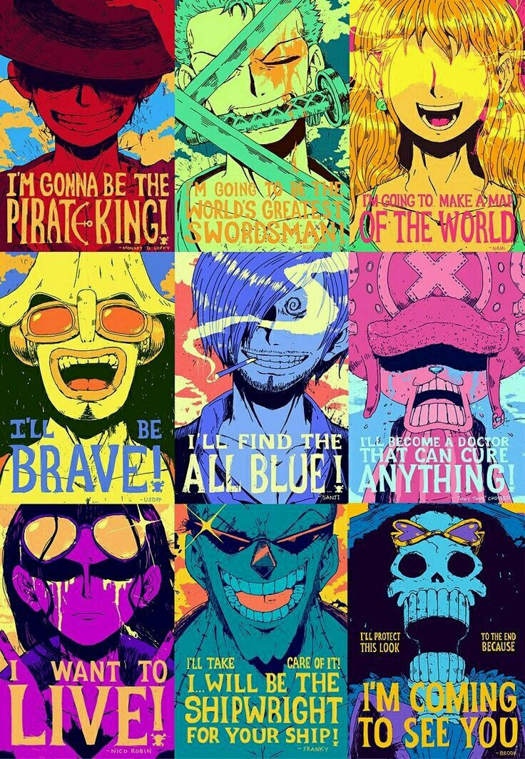 Pin By Muazzam On Epic Anime Quotes One Piece Quotes One Piece Anime Episodes One Piece Anime