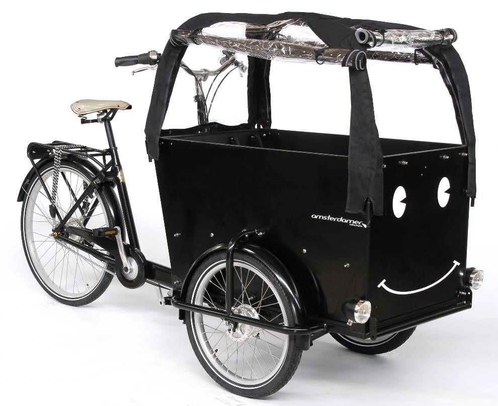 triporteur amsterdam air smiley triporteur transport et sortir. Black Bedroom Furniture Sets. Home Design Ideas
