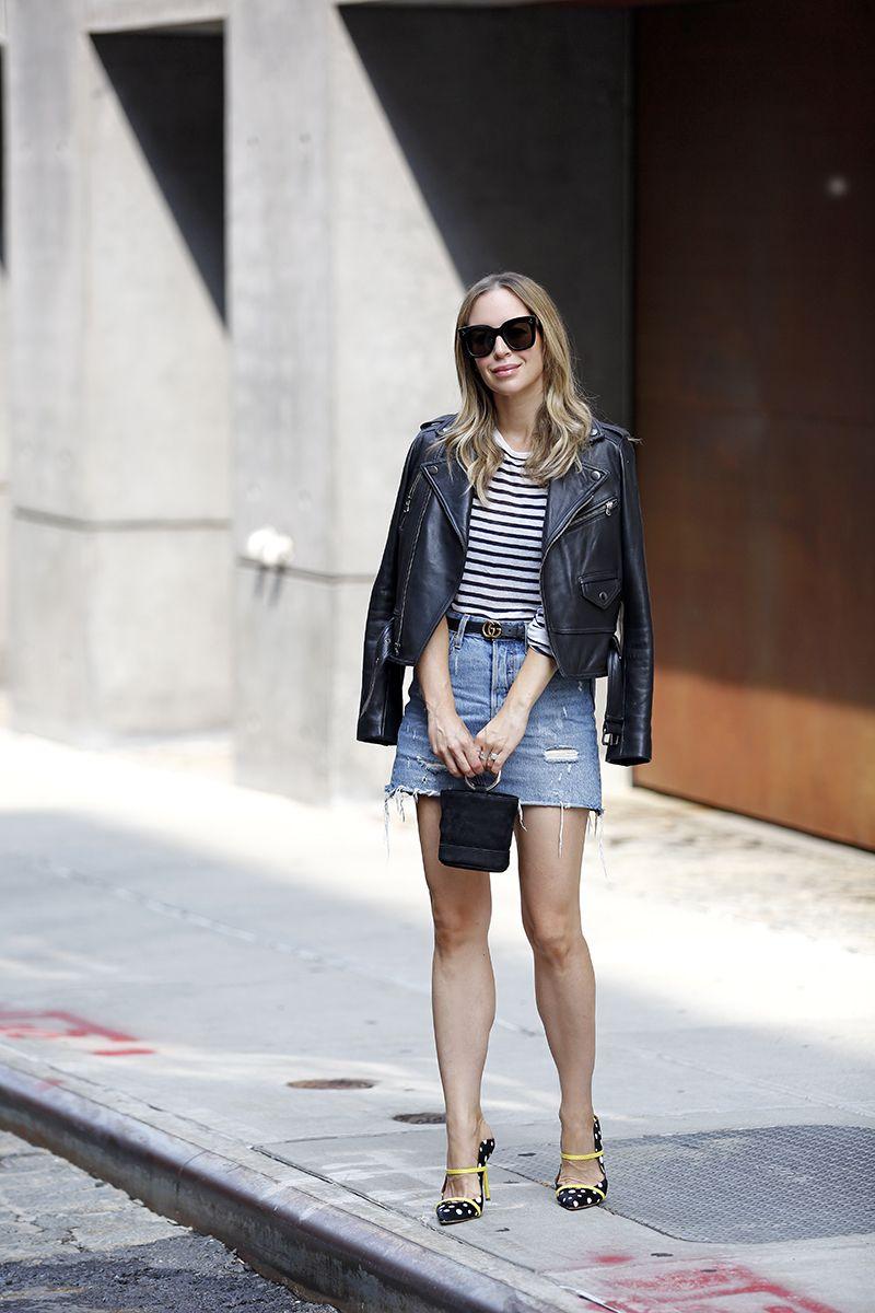 #OOTD: Find This Seasons Trends in Brooklyn Blondes