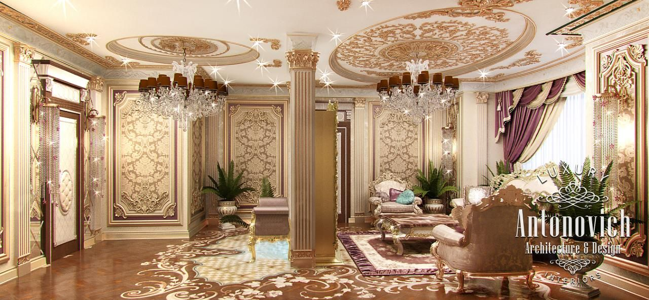 Luxury Project is Designed by Katerina Antonovich