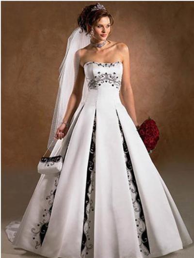 Non Traditional Wedding Dress Options