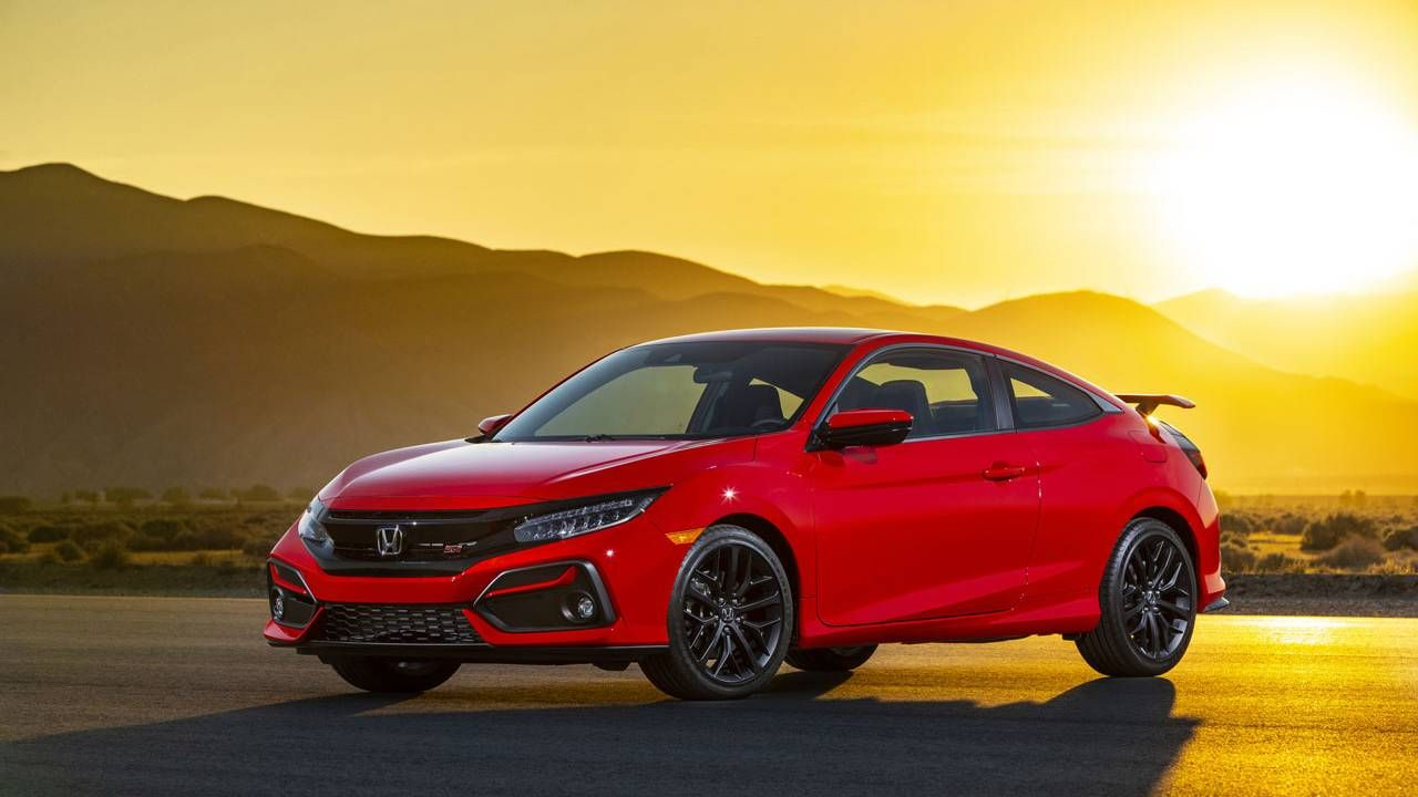 Honda Civic Si in 2020 Honda civic si, Honda civic coupe