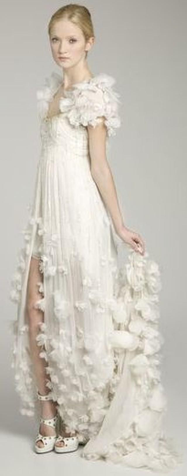 See more about bohemian wedding dresses, ivory wedding gowns and ...
