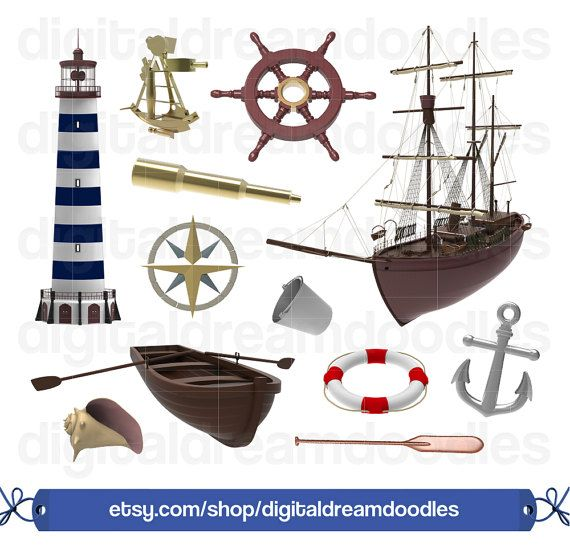 nautical clipart ocean clip art lighthouse clipart sea anchor png
