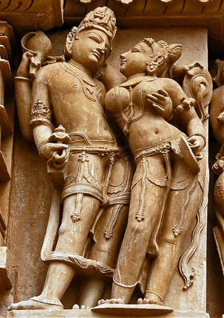 Temples In India That Portray Erotic Art
