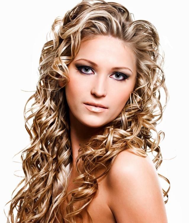 perming hair styles different types of perm pictures hair hair and more 7498