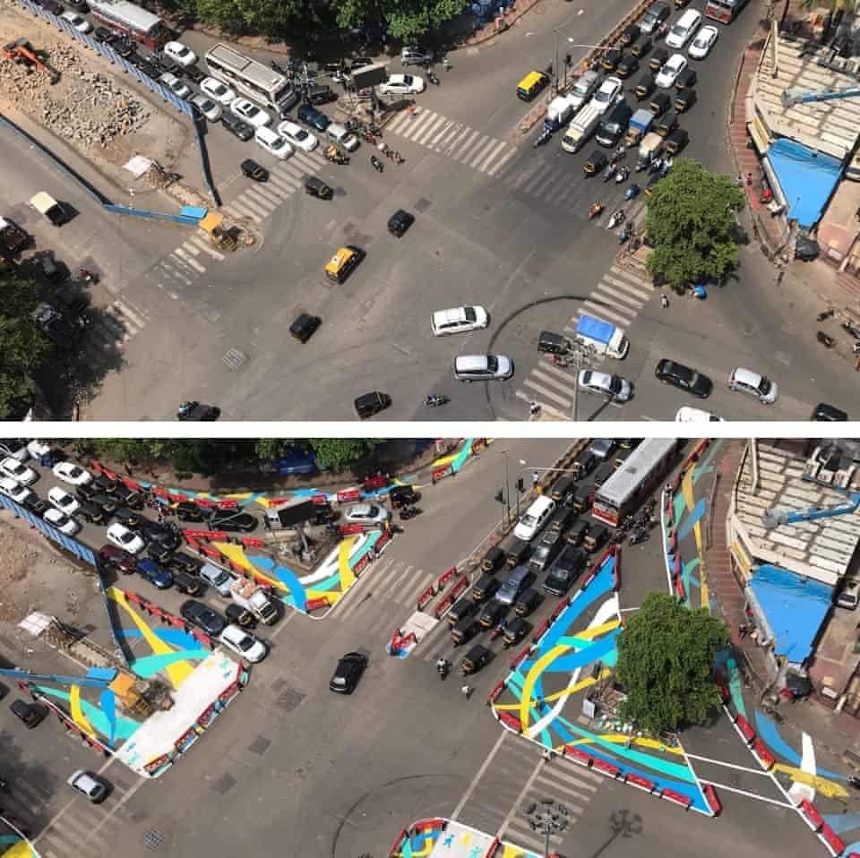 Goodbye Cars Hello Colour The Great Reinvention Of City